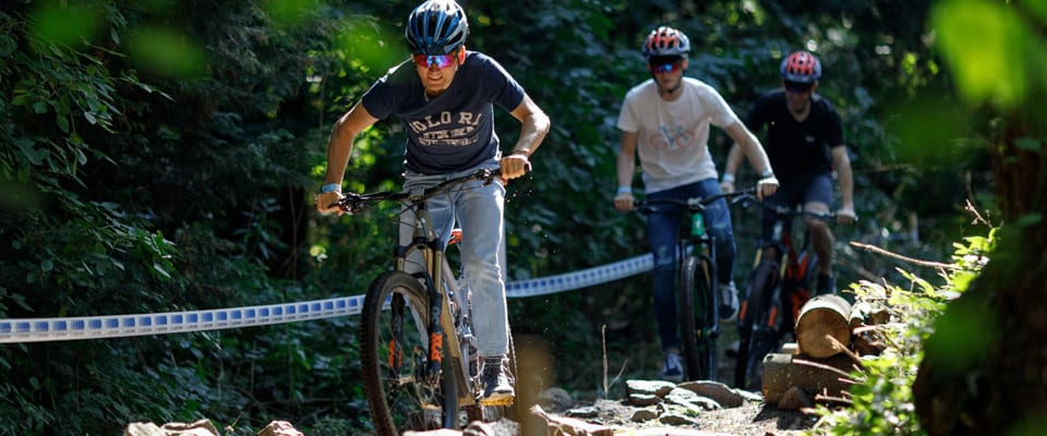 Mountain Bike Mania at The Cycle Show for 2018