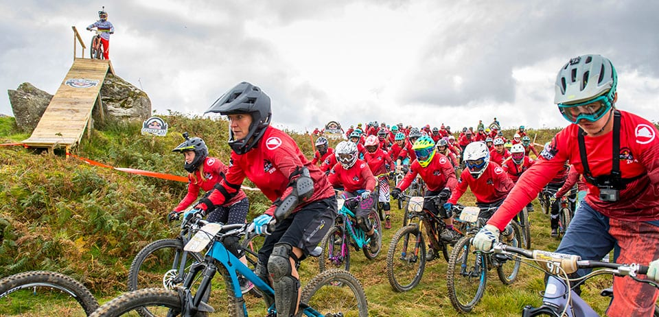 Katie Wakely Wins Red Bull Foxhunt