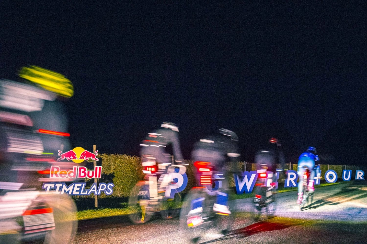 Red Bull Timelaps sees 800 riders battle round the clock
