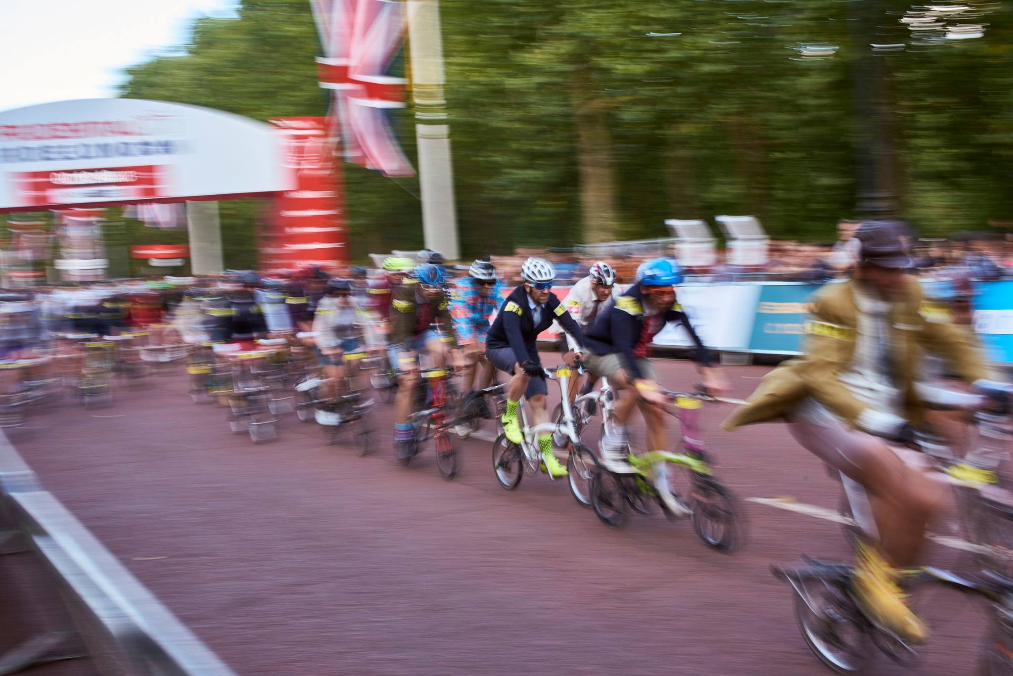 Entries open for the 14th Brompton World Championships Final