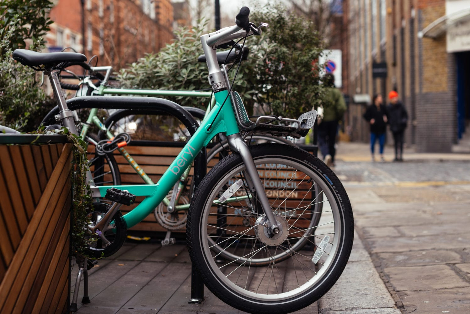 Beryl announced as bike share operator for Bournemouth & Poole from Spring 2019