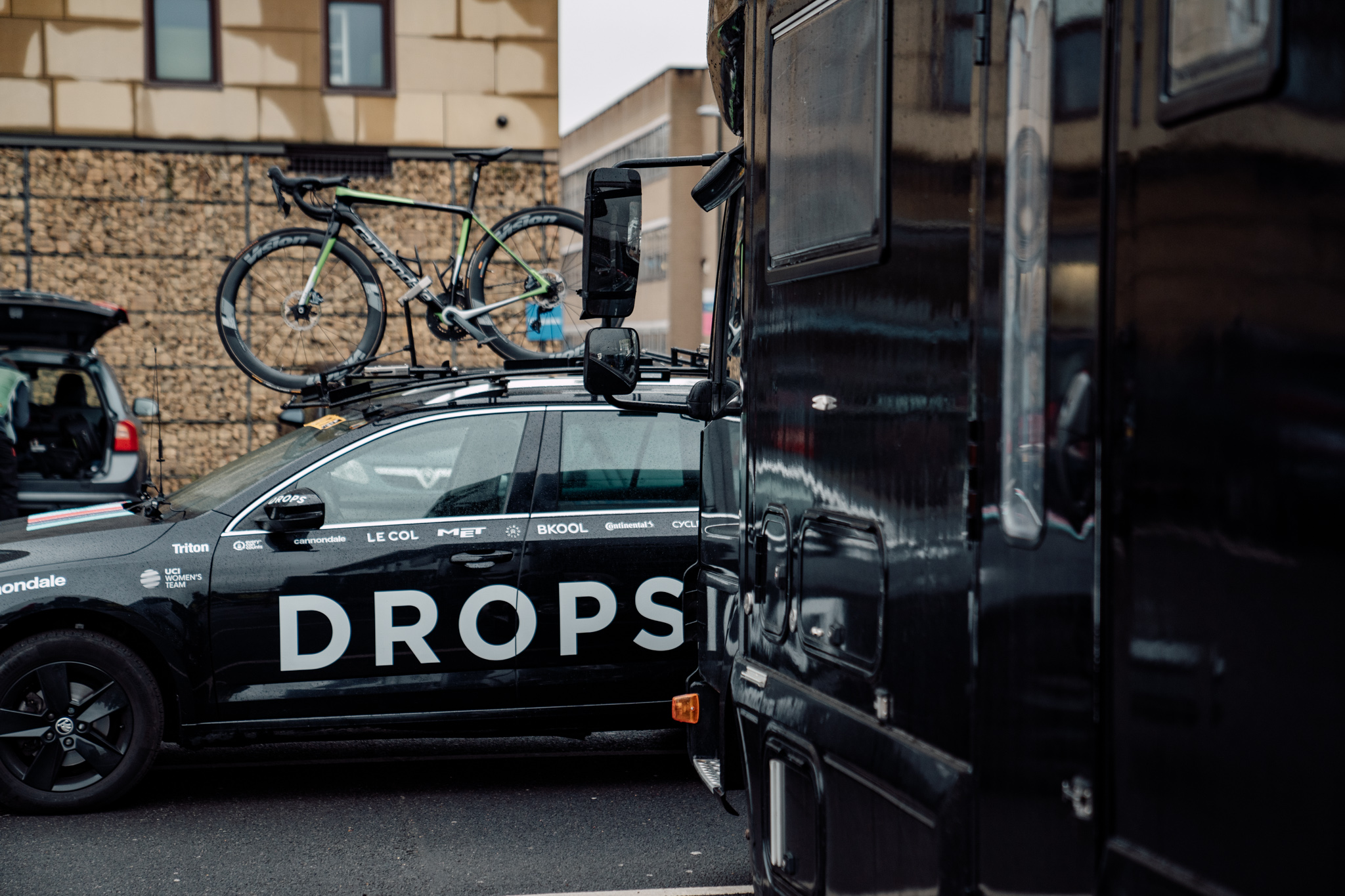 Co-Owner of Drops Team, pulls back the curtain on realities of professional women's cycling