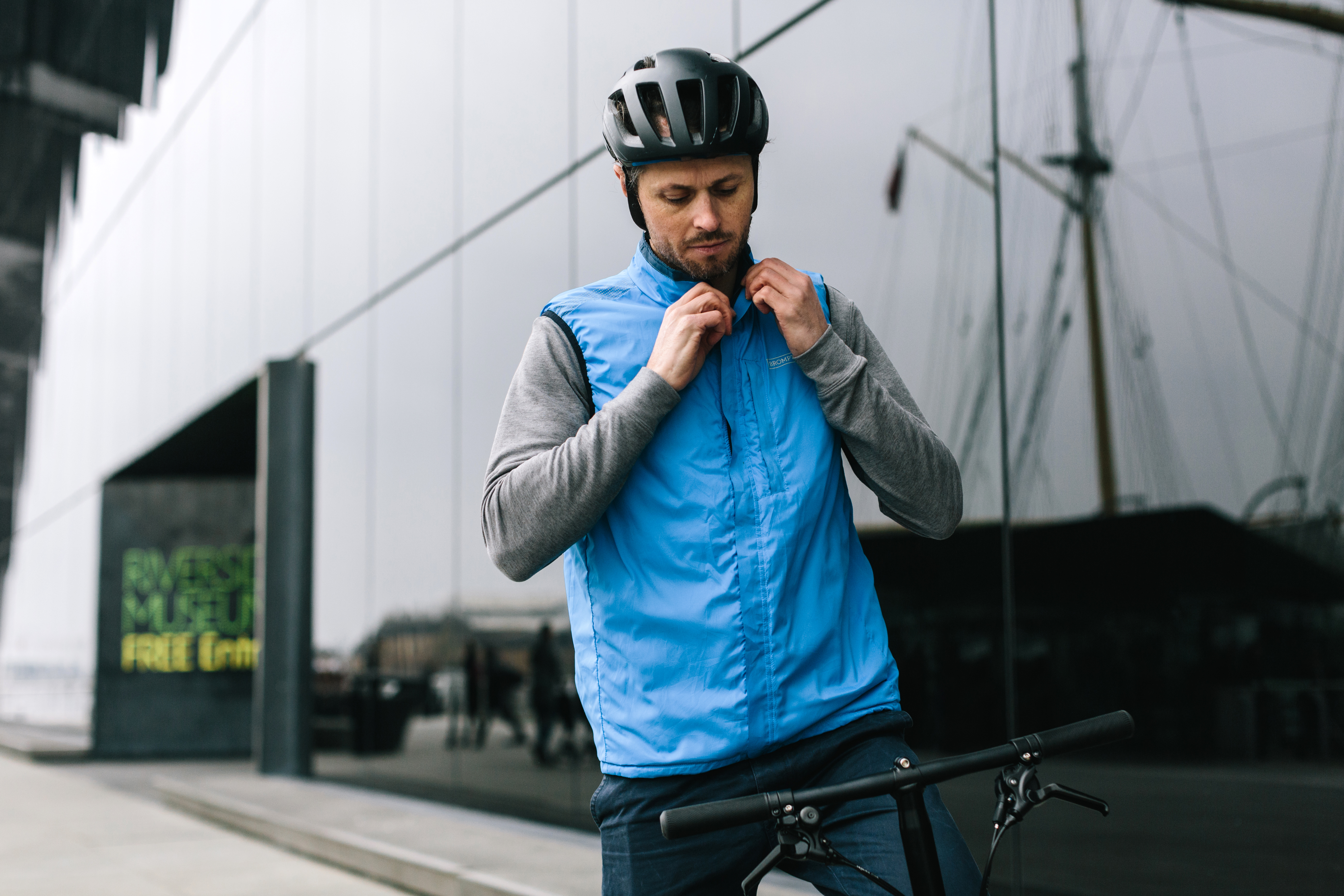 Brompton Release Clothing Collection – and not a piece of Lycra in sight
