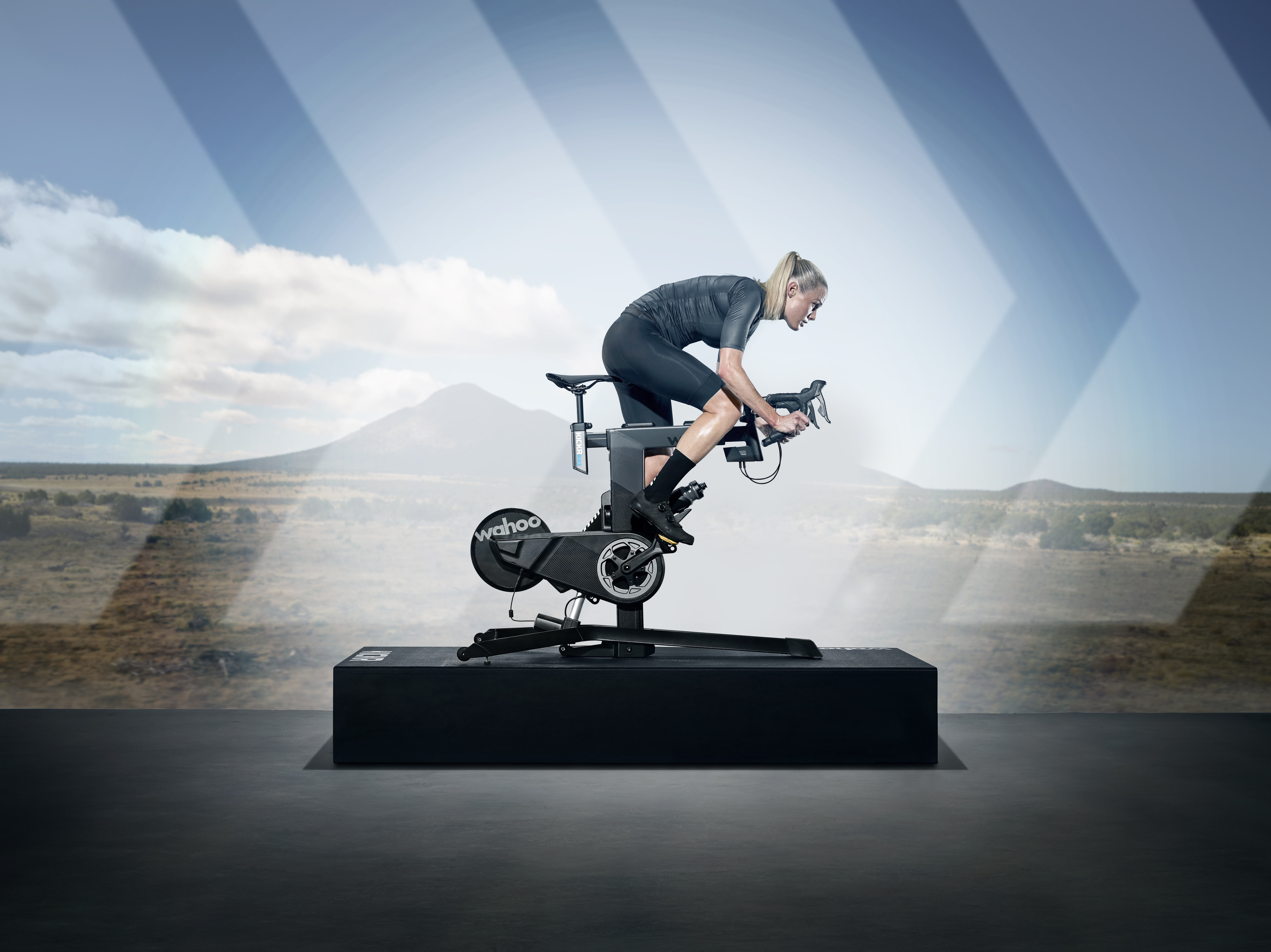 Wahoo Launches Market's Most Advanced Indoor Cycling Smart Bike