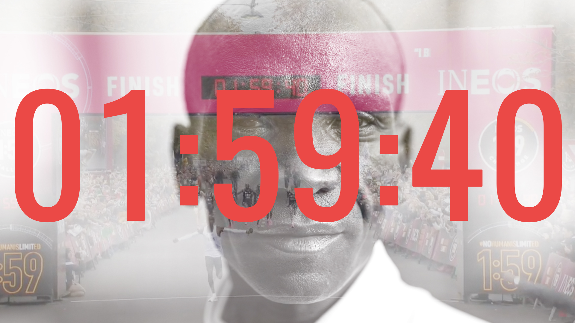 Eliud Kipchoge's 1:59 Challenge is a Sports Marketing Masterclass (and even has lasers)