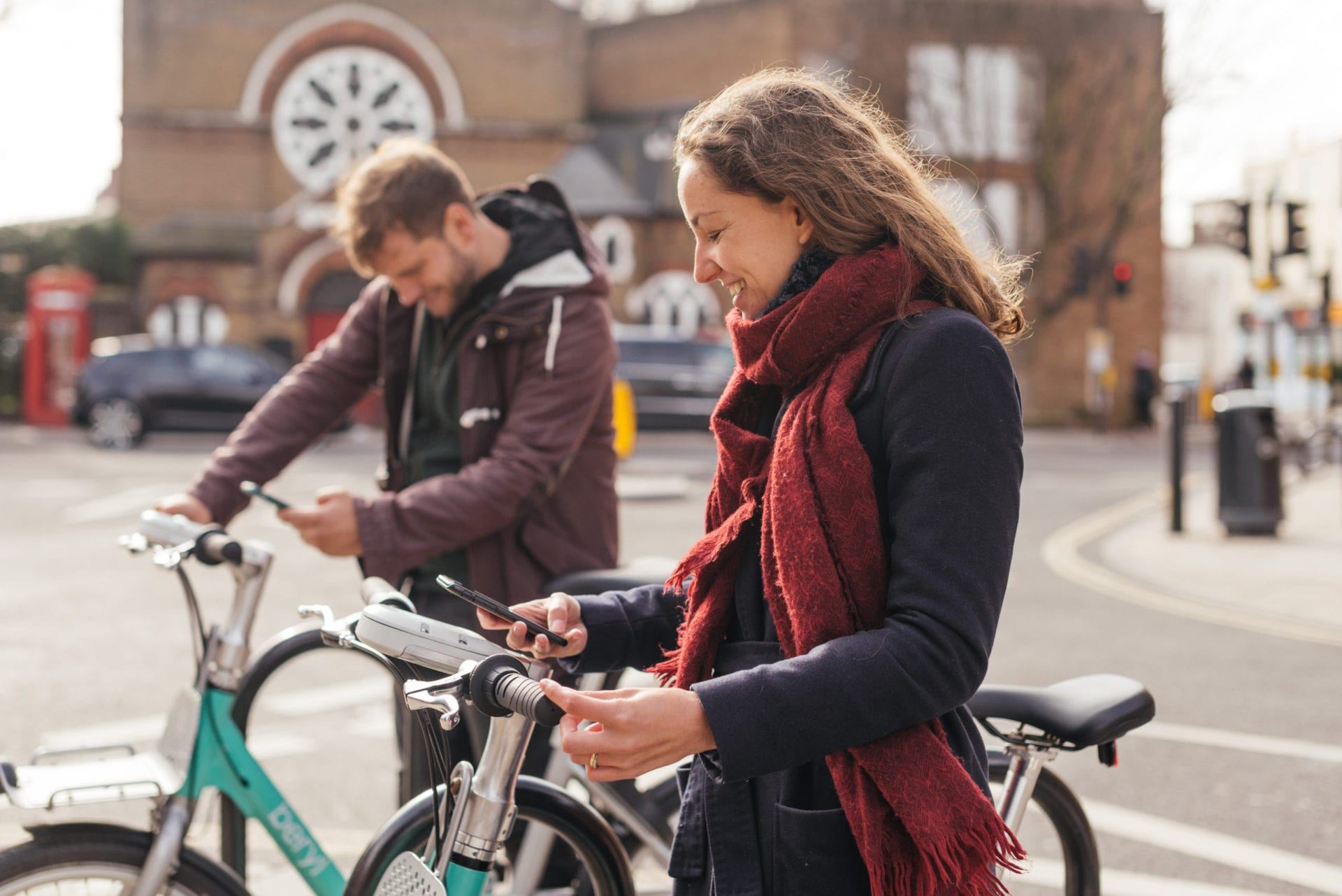 Beryl Bikes to Offer Free Rides to and from Polling Stations on Election Day