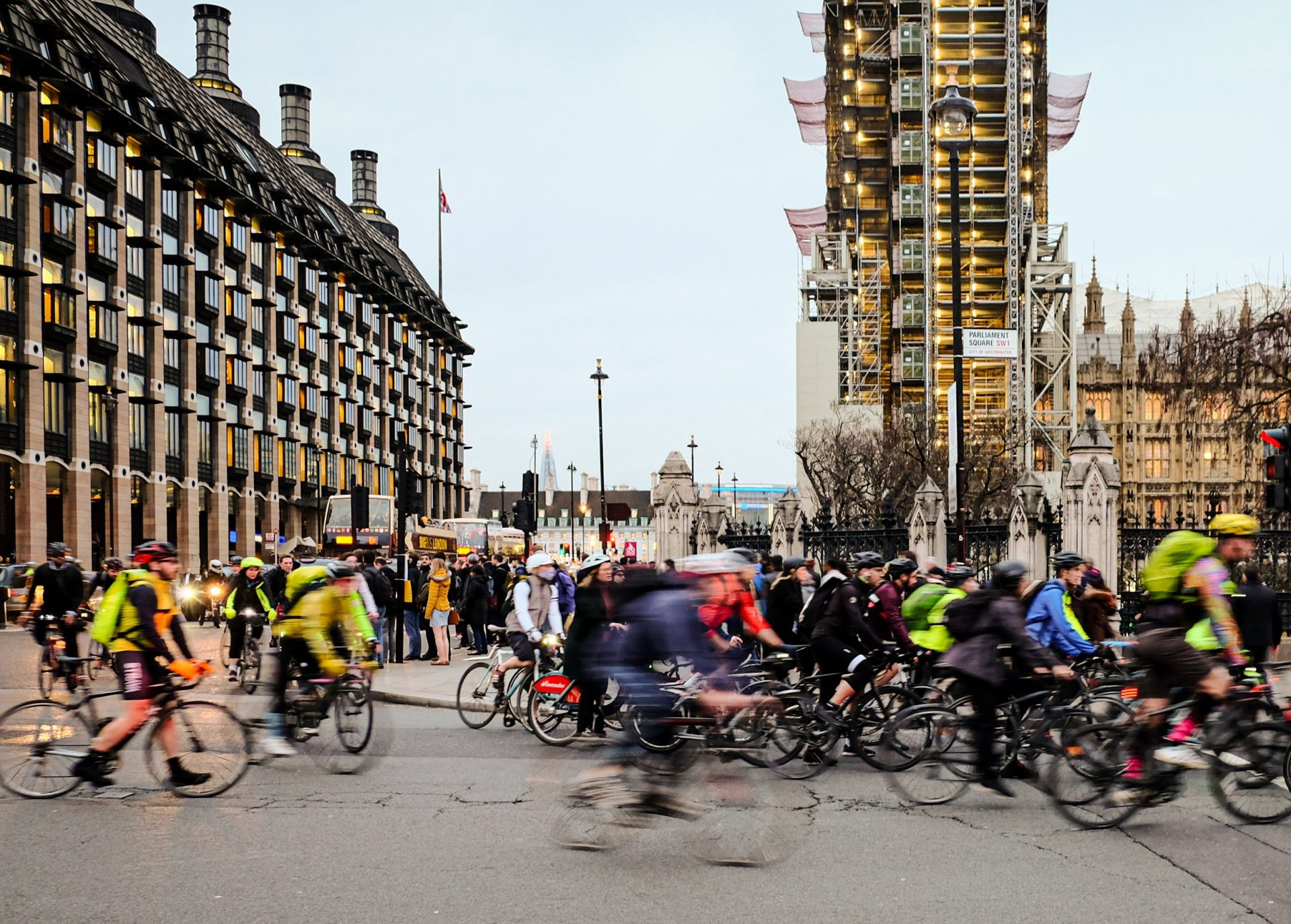 The All-Party Parliamentary Group for Cycling & Walking appoints Fusion Media to support its work powering change in Westminster and beyond