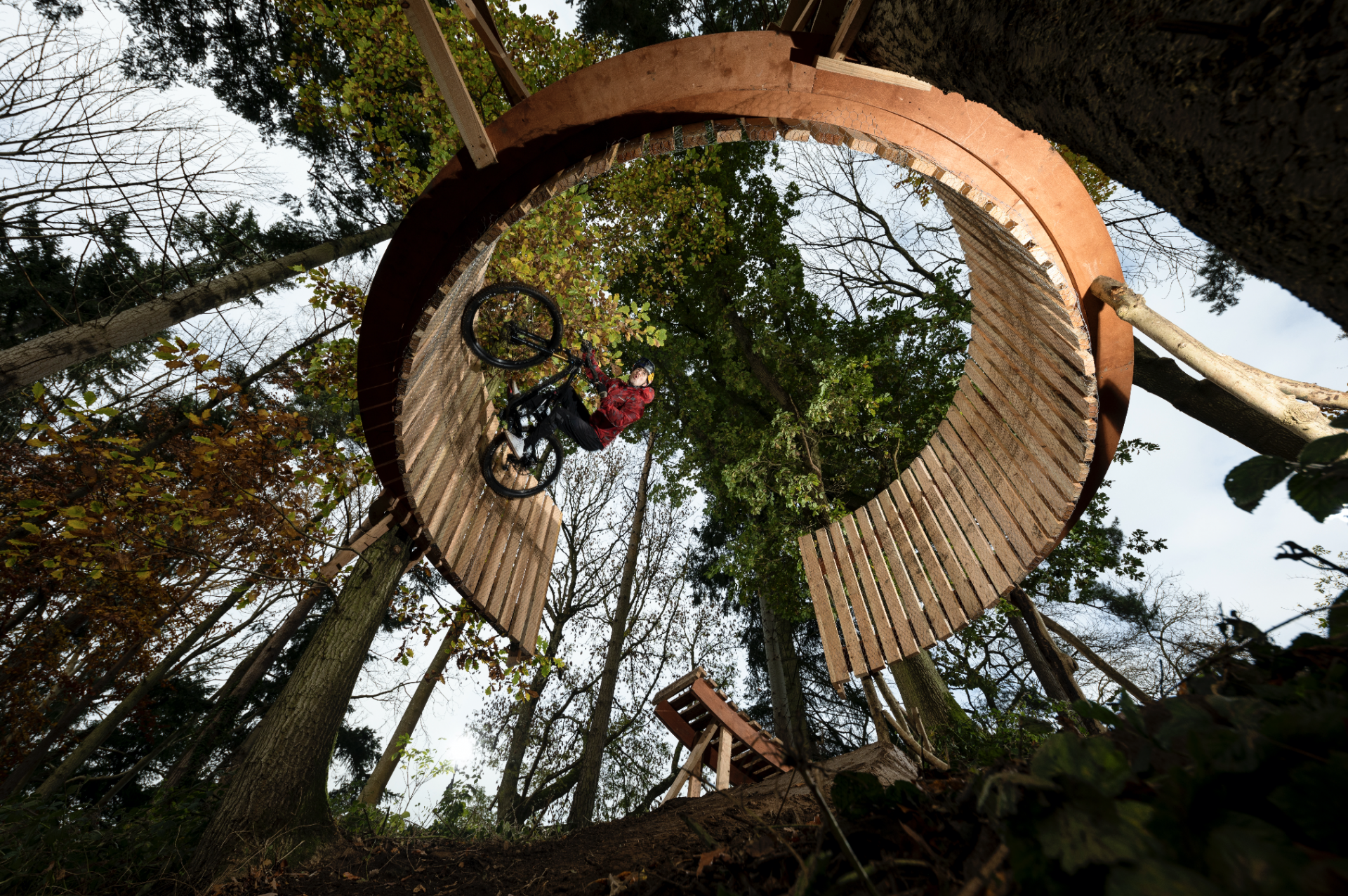 Kriss Kyle Unleashes World First Tricks In First MTB Edit With Red Bull – Out Of Season