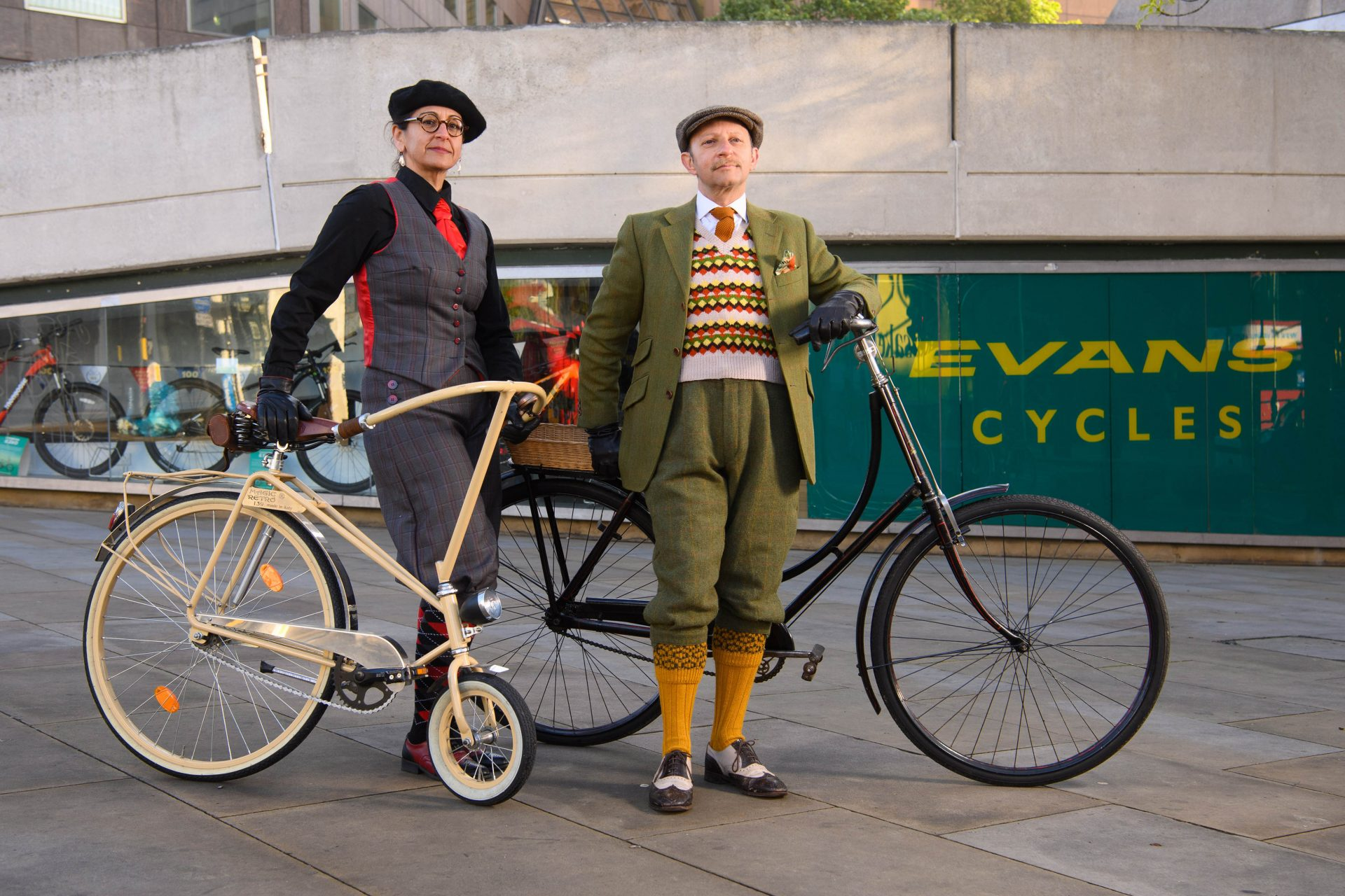 Evans Cycles Celebrates 100 Years on the UK High Street