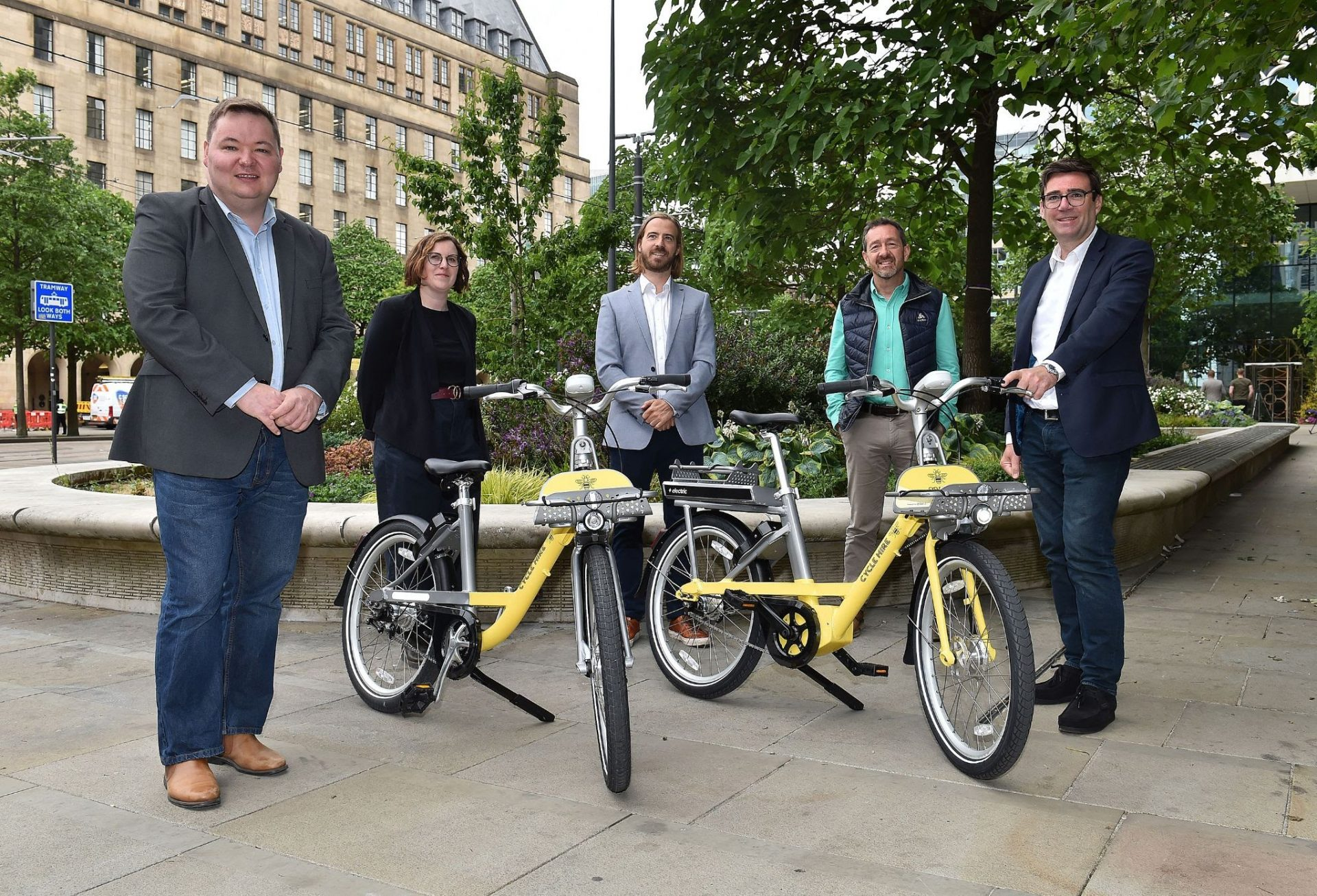 Beryl Selected to Deliver Cycle Hire Scheme In Manchester