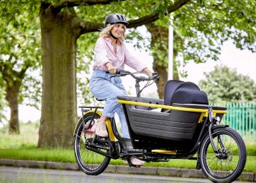 New Raleigh Stride E-Cargo Range Brings The Future of Urban Transport to the Masses