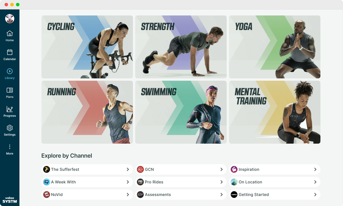 Wahoo Releases SYSTM, A Complete Training App for Endurance Athletes