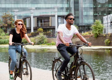 Understanding the changing attitudes to e-bike use with Shimano